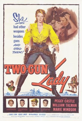 Two-Gun Lady 1956
